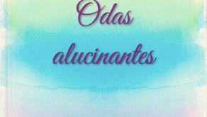 Taller de literatura de tercero medio publica libro online con sus Odas Alucinantes