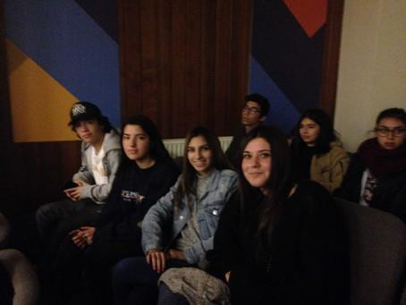 Centro de Estudiantes asiste a encuentro de líderes en Universidad de Concepción.