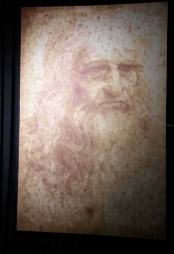 Visita a Muestra Da Vinci