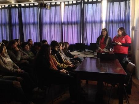 Afectividad y sexualidad: Charla de la UNAB en nuestro Colegio.