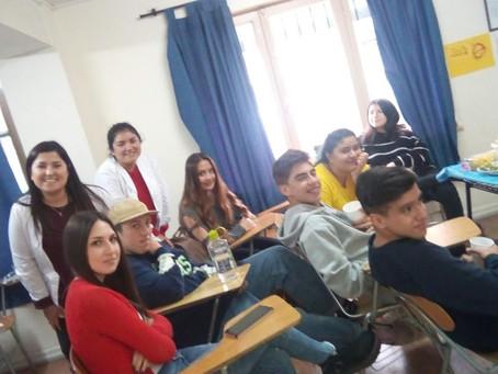 Celebramos el día de la convivencia escolar con diversas actividades.