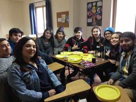 Celebramos juntos un nuevo Día del Estudiante.