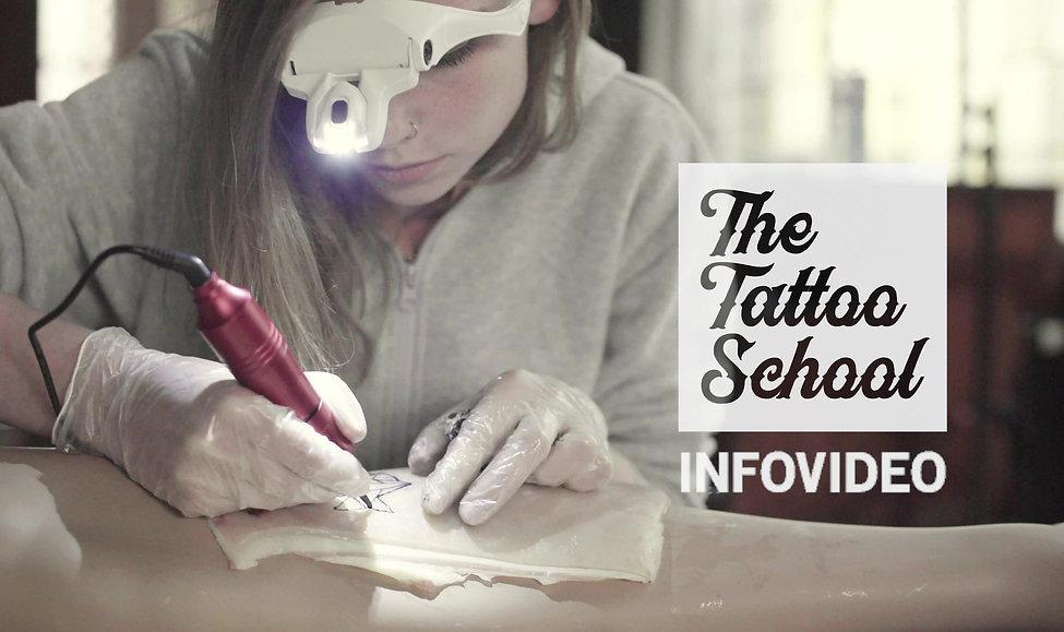 The Tattoo School infovideo