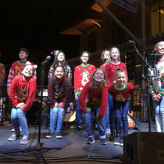 Innovation Show Choir Winter Holiday Concert