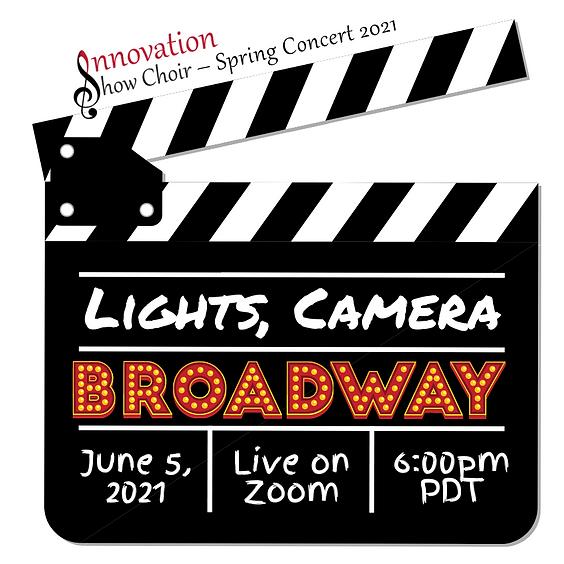 Lights, Camera, Broadway