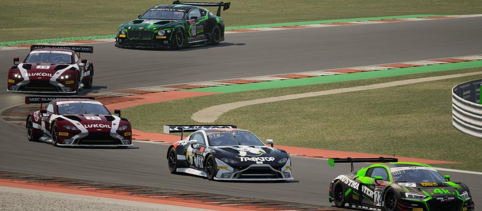 Евгений Рябухин Победил в Чемпионате                          MRS SUPER GT 2021 season 1 ( ДВ )