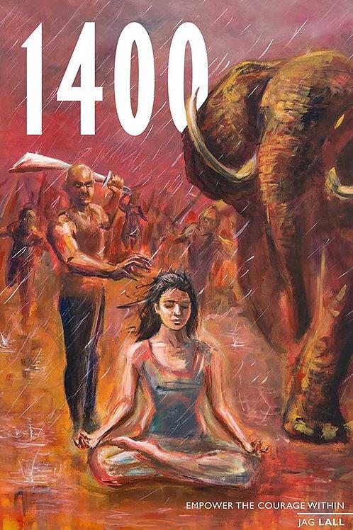 '1400' Signed Graphic Novel