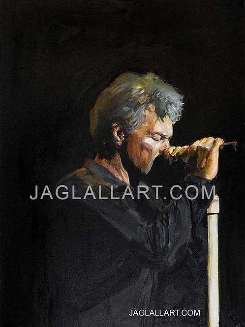 Jon Bon Jovi Print