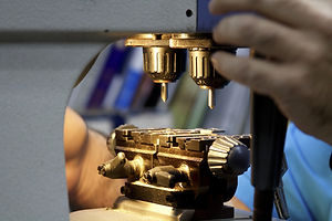 indústria máquina