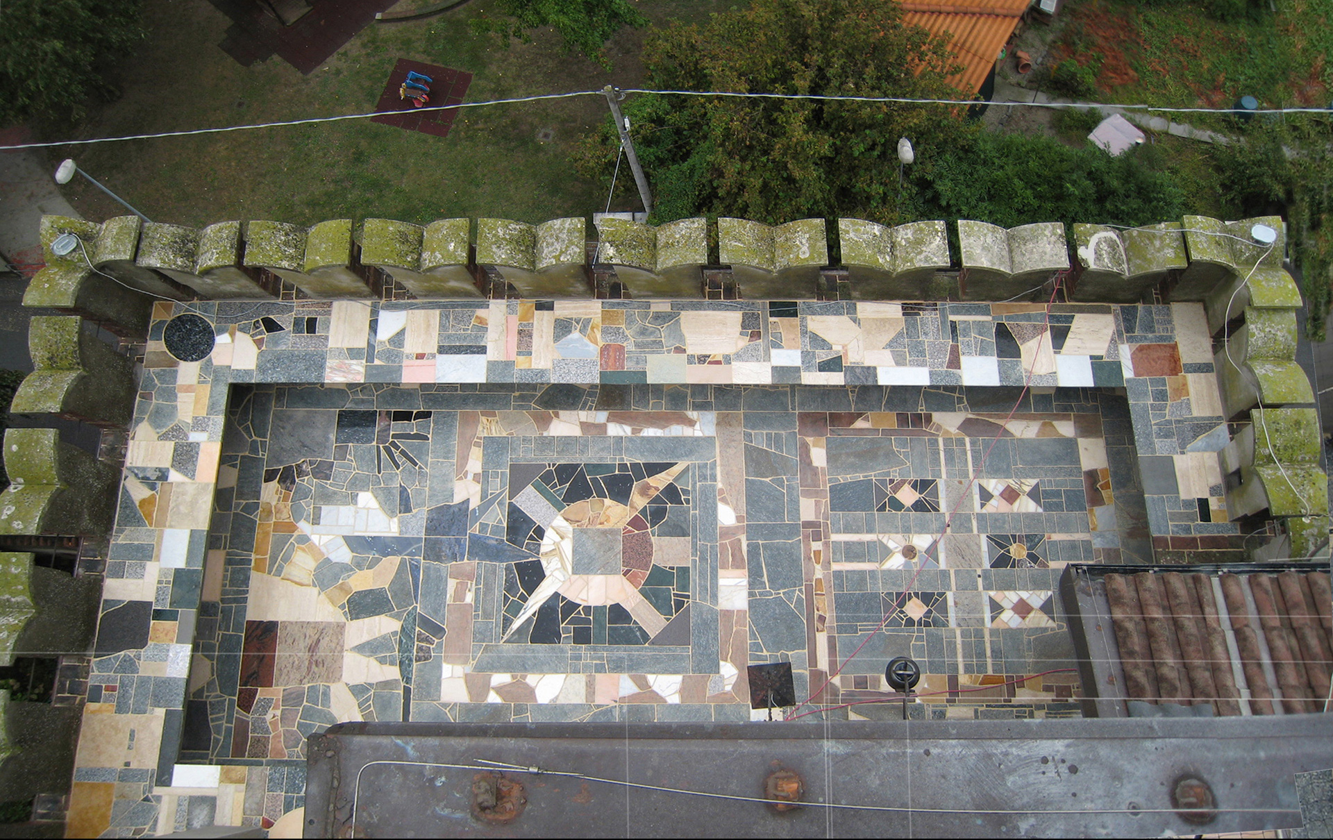 Sotto il Sole (V floor, top view)