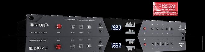ANTELOPE AUDIO Orion 32+ | Gen3 Аудио интерфейс