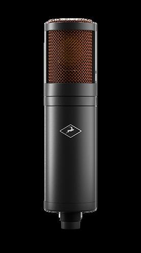 Чёрный студийный микрофон Antelope Audio Edge Duo