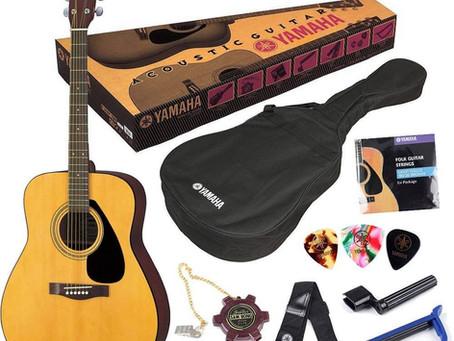Что подарить начинающему гитаристу?