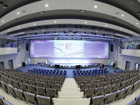 Аудиосистемы YAMAHA в инновационном университете INHA в Ташкенте