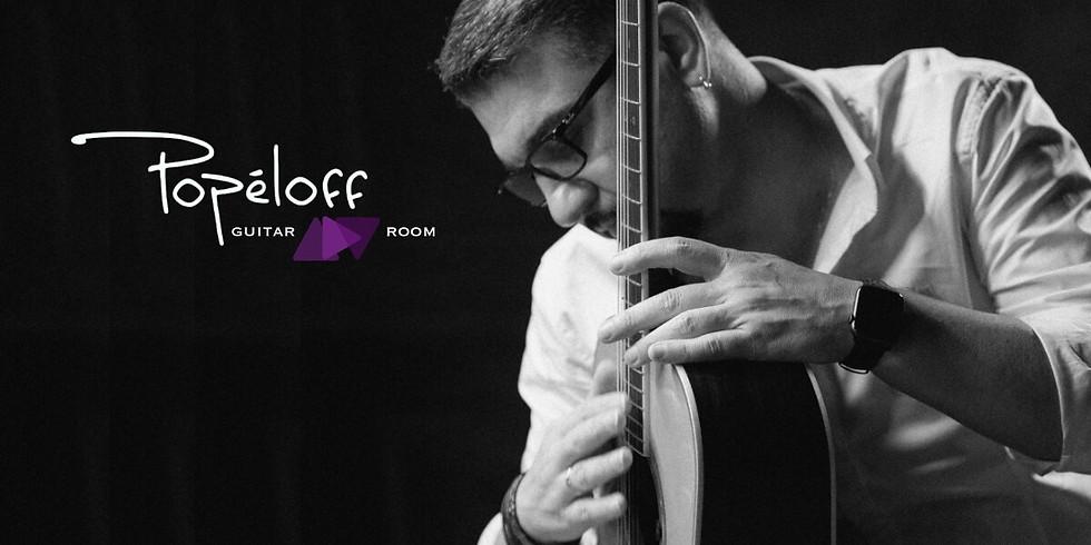 Popeloff guitar room: Мастер-класс «Вокруг гитарного звука» ч.3