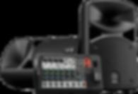 Портативные акустические системы yamaha STAGEPAS 400BT/600BT