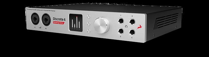 ANTELOPE AUDIO Discrete 4 Synergy Core звуковая карта