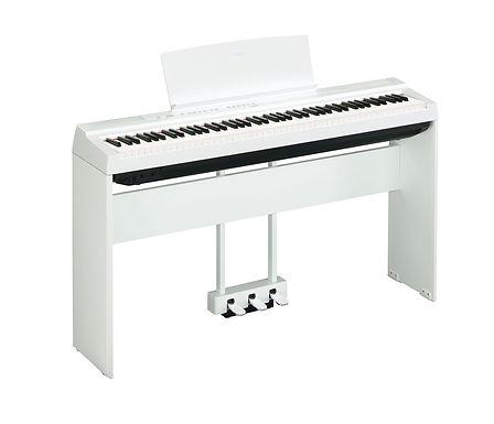 YAMAHA P-125WH SET Цифровое фортепиано