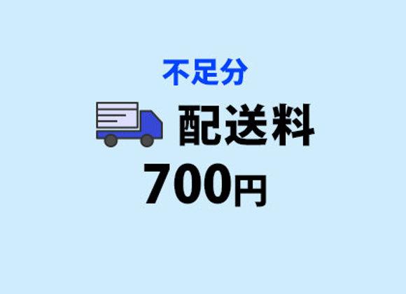 配送料700円