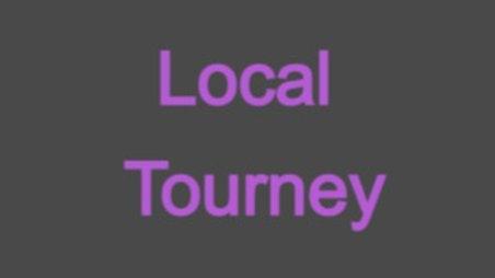 Local Tournament