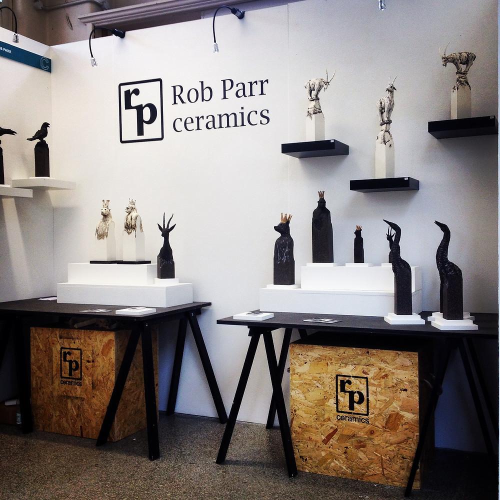 Rob Parr Ceramics Ceramic Animal Sculpture