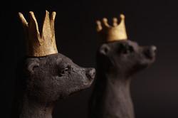 King & Queen Bear
