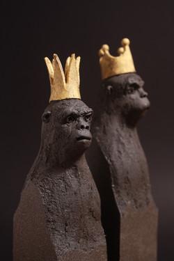 King & Queen Gorilla