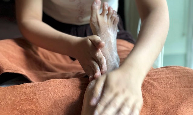 Glow Spa Foot Care Service