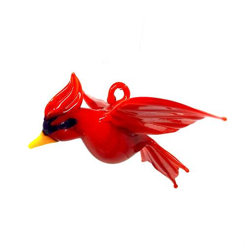 WGK Glass Art - Cardinal