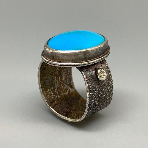 Jan Gordon Turquoise Ring