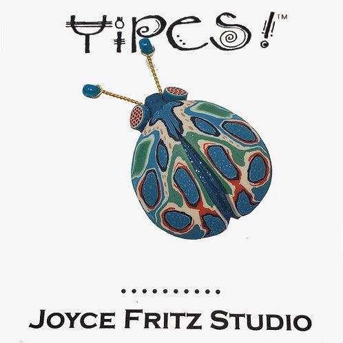 Joyce Fritz Pin