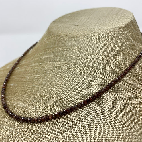 Jan Gordon Diamond Necklace