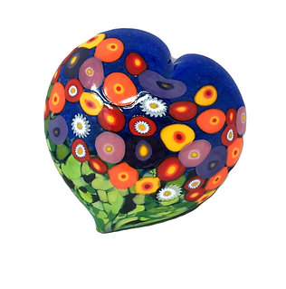 Mad Art Heart Paperweight