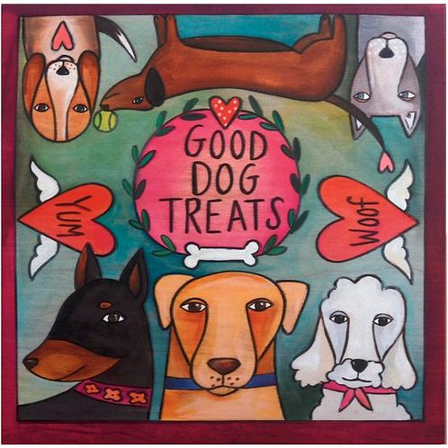 Sticks Dog Treat Box