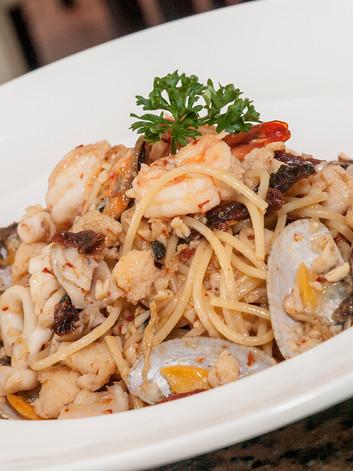 Spaghetti Seafood Ala Gabriella
