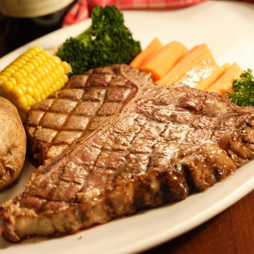 Aust Grain Fed T Bone Steak