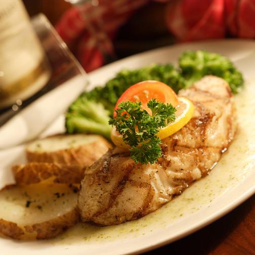 Aust Seabass (White Cod) Allamande