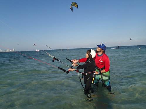 YOUTH KITESURFING Program