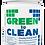 Thumbnail: Coral Seas- Green to Clean