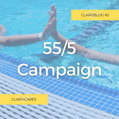 What is the 55/5 campaign?