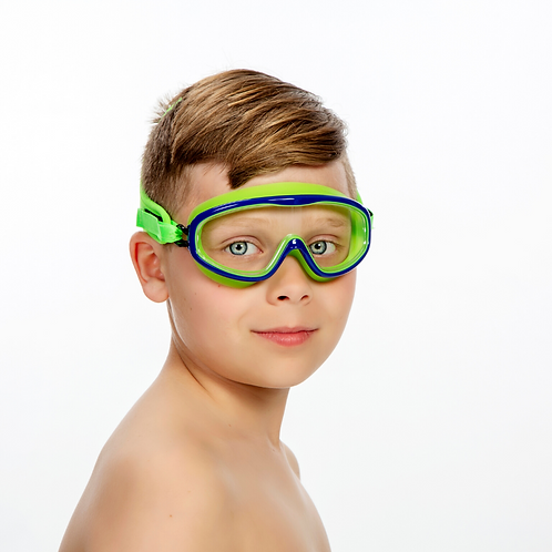 Frogglez- Green Mask