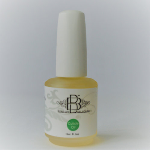 BBnails Cuticle Oil – 15ml size
