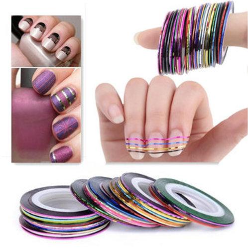 Nail Art Strips