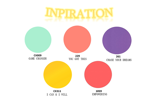 Inspiration Collection