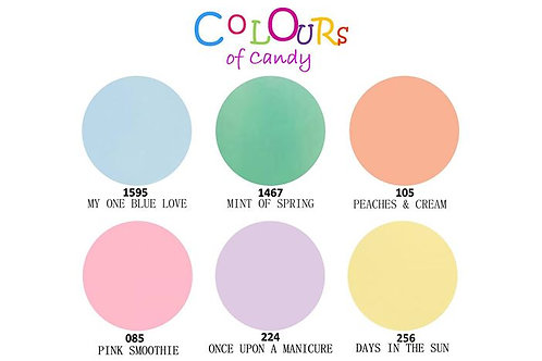 Colours of Candy Collection