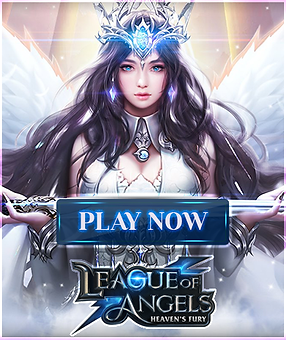 League of Angels Heaven's Fury MMORPG oyun