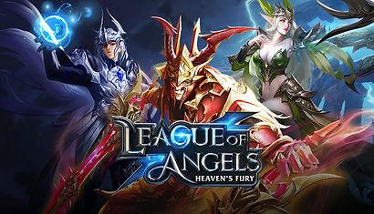 League of Angels heaven fury.jpg