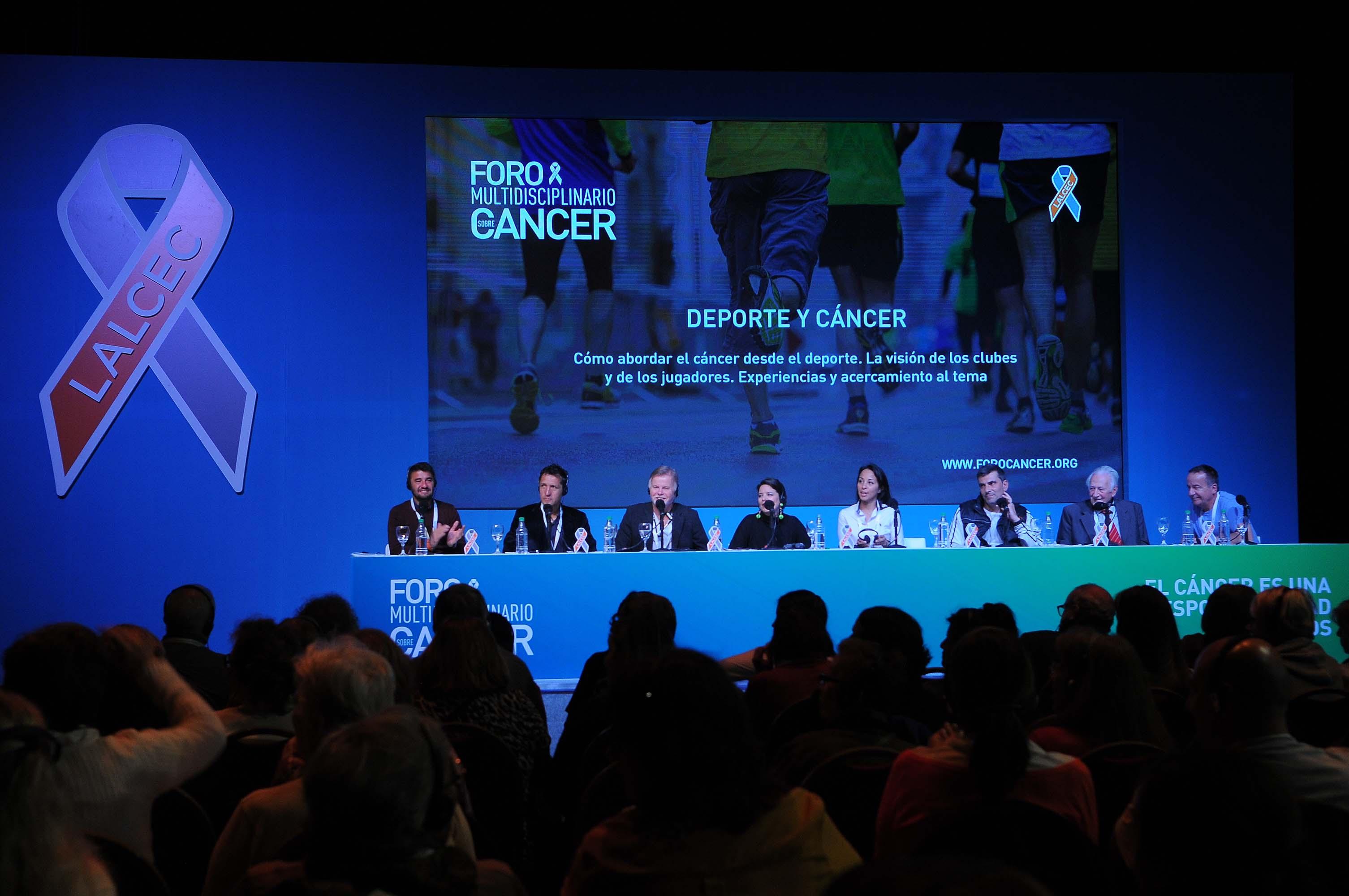 Deporte y cáncer