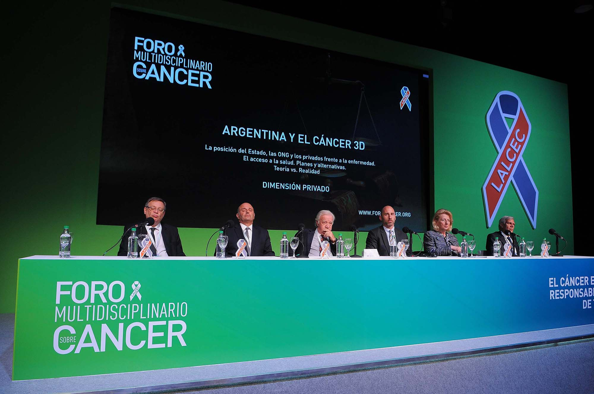 Argentina y el Cancer 3D