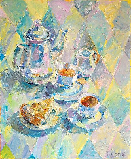 """""""Утренний чай"""""""